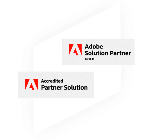 adobe solution partner and accredited partner solution
