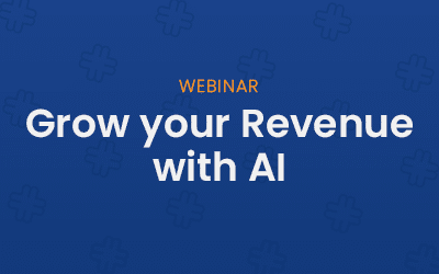 Grow your revenue with AI