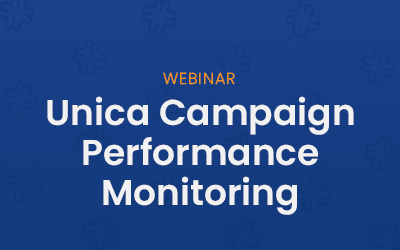 Unica campaign performance monitoring