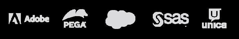 Munvo partners Adobe Pega Salesforce SAS Unica